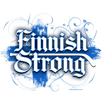Finland Finnish Strong