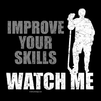 Improve Your Hockey Skills Watch Me